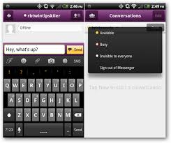 yahoo messenger app for android best alternative instant messenging apps for android beat the stock