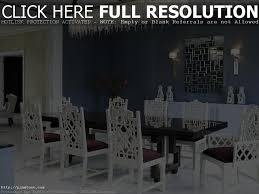 Modern Chandeliers Dining Room Chic White Dining Room Chandelier Minimalist And Overwhelming