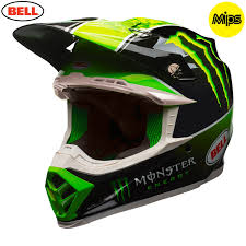 monster motocross helmets 2018 bell moto 9 tomac replica monster energy mips motocross helmet