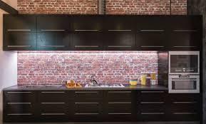 cuisine brique décoration cuisine et brique 33 montpellier cuisine