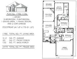square feet into gaj 2200 square feet home design square foot house plans sq ft designs