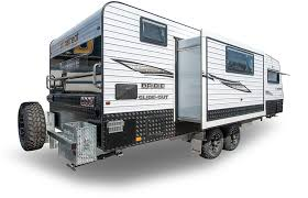 Caravan Pull Out Awnings Slide Out Bribie Retreat Caravans New Luxury Caravans For Sale