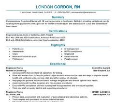 nursing resume objective exles nursing resume objective 8 resume tempalte jobsxs