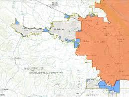 Washington County Map Open Burning