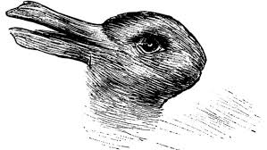 rabbit or duck this 124 year old drawing has both if you can spot