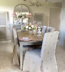 dining room chair slipcovers offers fresh look to your dining room