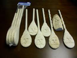 Bed Bath And Beyond Fayetteville Ar Spoon Santas Fine Woodcarvings