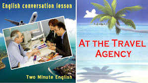 travel agencies images At the travel agency travel english lessons traveling english jpg