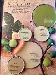 better homes u0026 gardens earthy greens color palettes pinterest