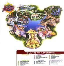 Kings Dominion Map Theme Park Page Park Map Archive
