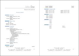 latex resume template moderncv exles curriculum vitae modern cv template moderncv exle stuva templates