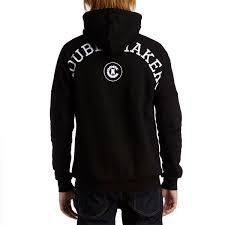 crooks and castles black friday and castles troublemaker hoodie black