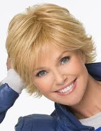 are jane fonda hairstyles wigs or her own hair jane fonda short wavy layered synthetic hair capless wigs 8 inches