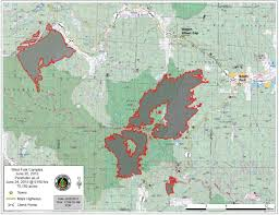 Wildfire Map 7news Denver Wildfire Coverage And Maps The Denver Channel