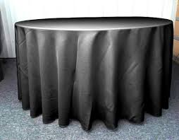 dining room large round tablecloths round tablecloth