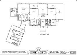 ranch house plans open floor plan interior design