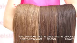 choose color euronext hair extensions colors gallery hair coloring ideas