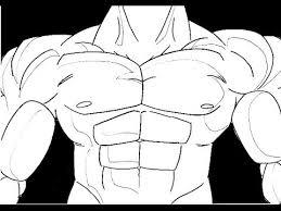draw dbz body ドラゴンボールz の 体