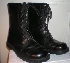 s boots in size 11 german germany black boots size 11 s army echtes