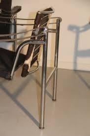 Esszimmerst Le Cor Französische Lc1 Stühle Von Le Corbusier Für Cassina 1970 4er