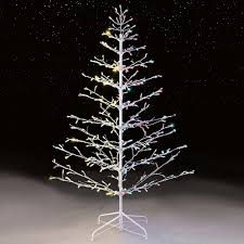 stick christmas tree with lights color switch plus 6 310l led stick tree shop your way online