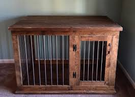 Diy Entry Table by Dog Crate Furniture Diy Dog Kennel End Table Hide A Dog Crate