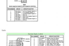 2004 ranger stereo wiring diagram ford wiring diagram 2005