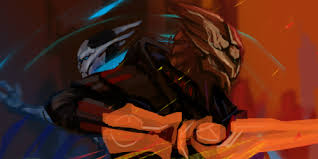 Mass Effect Kink Meme - menae half full