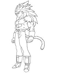 coloring pages vegeta coloring cartoon dragon ball pages
