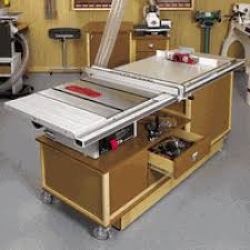 table saw mobile base table saw cabinet from wood magazine woodworking workbench mobile