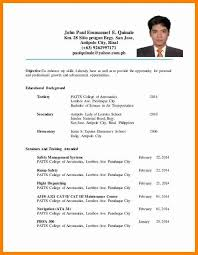resume sle for ojt accounting students conference posters 2016 resume sle college student ojt 28 images resume sle paralegal