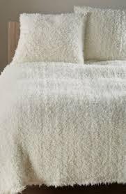 Faux Fur Blanket Queen Nordstrom At Home U0027shaggy Plush U0027 Faux Fur Blanket Nordstrom