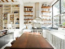 open kitchen shelves decorating ideas open kitchen shelving babca club