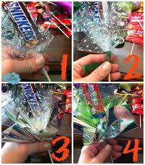gift mugs with candy best 25 candy bouquet ideas on candy bouquet birthday