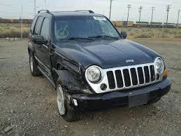 2006 black jeep liberty 1j4gl58k56w194839 2006 black jeep liberty on sale in wa pasco
