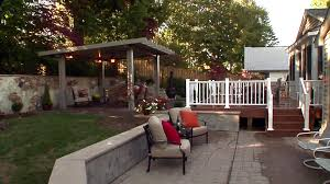 design tips for terraces hgtv