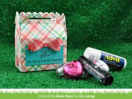 the lawn fawn blog back to teacher gifts with ivy