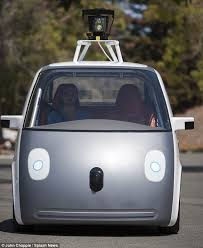 just a car for the takes its driverless car on a tour of its california cus