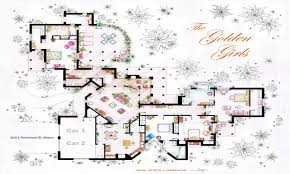 golden girls house blueprint photo albums an artist recreated the golden girls house floor plan golden girls house blueprint