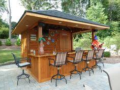 pool houses with bars build a bar into the side of your pool house where family can eat