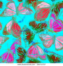 abstract pattern butterfly seamless blue butterflies pattern blue butterflies stock