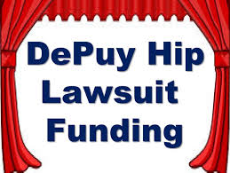 depuy hip replacement lawsuit funding pre settlement lawsuit