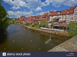 Bad Sooden Bad Sooden Allendorf Hesse Germany Stock Photo Royalty Free