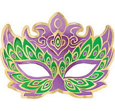 green mardi gras mask masquerade masks mardi gras masks party city