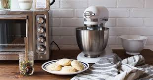 refurbished kitchenaid artisan 5 qt stand mixer only 159 99