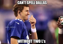 Giants Cowboys Meme - dallas cowboys ask n new york giants fans facebook