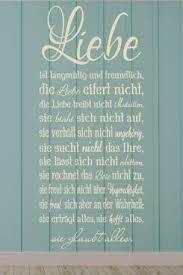 bibelsprüche zur hochzeit wandtattoo die liebe ist langmütig und freundlich die liebe
