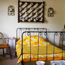 Best Orange Coral Yellow Bedroom Images On Pinterest Bedroom - Ideal home bedroom decorating ideas