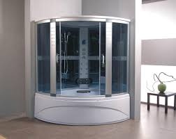 1500 x 1500 whirlpool corner bath u0026 panel steam shower enclosure