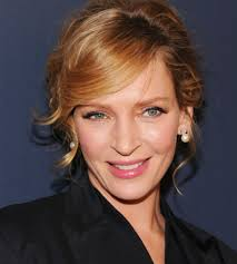 hairstyles for giving birth uma thurman early modeling uma thurman gives birth to third